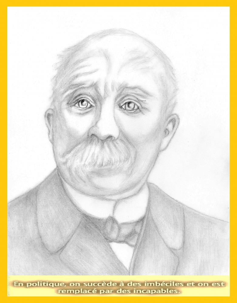 Georges Clemenceau by Vuilletjossjoss